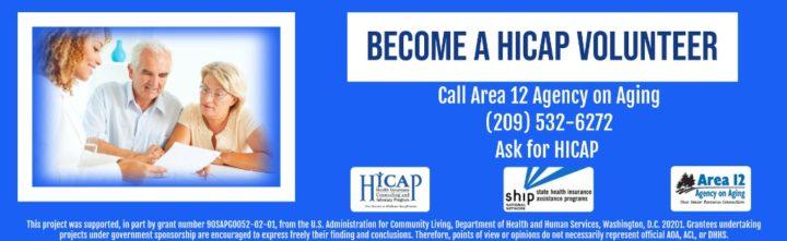 Become a HICAP Volunteer